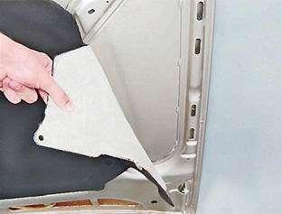 Как снять и установить обивку капота на ВАЗ 2114