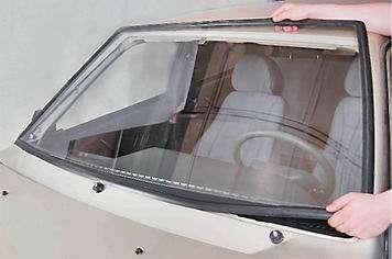 Как поменять ветровое стекло на ВАЗ 2114