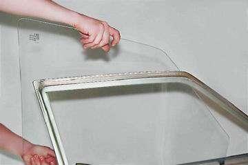Как снять и установить стекло передней двери ВАЗ 2114