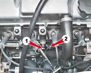 Как проверить и заменить датчик детонации на ВАЗ 2114